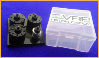 VRP 'XV3' Piston Pro Pack for Mugen MBx7R w/ Free Caddy
