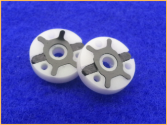 VRP 'X' Pistons 3 Hole 1.4mm 'EU Version' - Kyosho