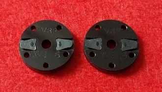 VRP Pistons XV3 5 Hole 1.6mm for TLR